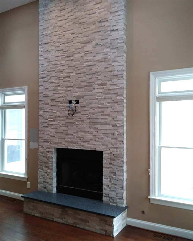 Fireplaces Amp Foyers Aaa Hellenic Marble West Chester